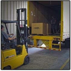 Monster Transmission Shipping Truck